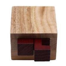 Puzzle Secret Box IQ Mind Wooden Magic Box Teaser Game Creative Toys Gift J