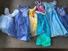 Bulk 6 X Fairy Disney Princess costumes Belle Ariel Elsa Cinderella Fairy Tutu