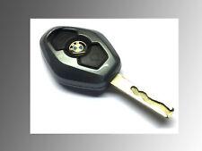 Metallic Grey Remote Key Side Cover For BMW Remote Key E46 E38 E39 Z3 Z4 E53 E83