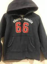 Kids Ambercrombie And Finch Size Medium Half Zip Sweatshirt