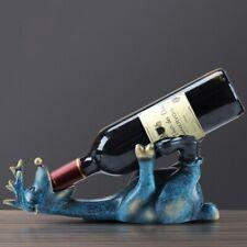 Resin Drunk Deer Wine Rack Wine Bottle Shelf Wine Holder Home Decoration Crafts