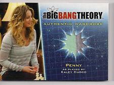 Big Bang Theory Season 5 Costume Card M23 V2 Penny