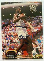 1992-93 SHAQUILLE O'NEAL Topps Stadium Club Rookie #247, Orlando Magic RC  QTY