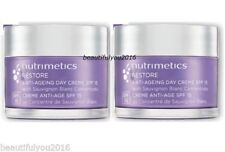 Nutrimetics Cream Skin Care Moisturisers