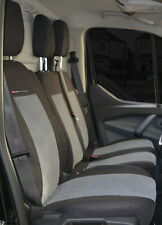 Seat covers for Nissan Primastar 2001 - 2014 Tailored seat covers 2 + 1