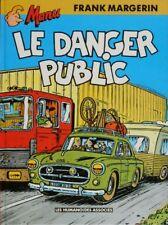 BD occasion Manu Manu, Le Danger Public