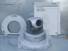 """New listing """"New"""" Canon Vb-C300 Wide Angle Color Poe Network Security Camera"""