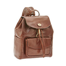 The Bridge Story Zaino borsa donna 26 cm in cuoio marrone pelle bag 04704201 14