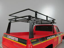 New Steel Cargo Trunk Bed Roof Rack for Tamiya R/C 1/10 Super Clodbuster Truck