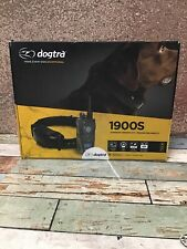 Dogtra 1900S E-collar.  3/4 Mile Range. High Output. Waterproof.  Used-READ