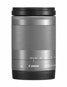 Canon EF-M 18-150mm f3,5-6,3 IS STM silber Canon EF-M Objektive Objektive