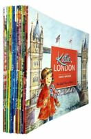 James Mayhew Katie Series 10 Books Collection Set Pack Inc London, Christmas