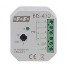 F&F BIS-410 BIS-410i Bistabiles Relais 165V - 265V AC 16 A ( 160 A / 20 ms )