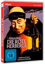 Die rote Herberge * DVD Krimi mit Fernandel * Pidax Neu