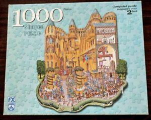 FX Schmid 1000 Piece Shaped Puzzle - Royal Festival