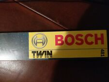 Bosch Twin  3397118542 481 Wiper Blade Set  Windscreen Standard
