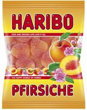 """4 Bags HARIBO """" PFIRSICHE / PEACHES """" New from Germany"""