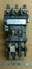 1 USED ALLEN BRADLEY 509-COD Series A STARTER w/592-COW16 OVERLOAD RELAY