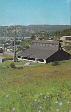 Eglise St-Luc La Partie Nord de CHICOUTIMI Quebec Canada Postcard