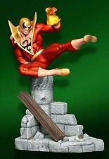 Marvel's Iron Fist Red Variant Statue By Hard Hero Limited Numbered MIB