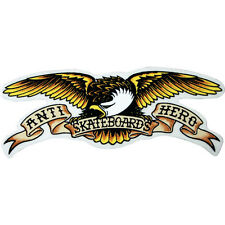 ANTI-HERO SKATEBOARDS EAGLE STICKER Anti-Hero Eagle Skate Decal