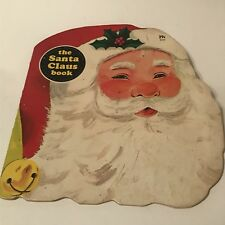The Santa Claus Book Golden Shape book by Richard Scarry 1965
