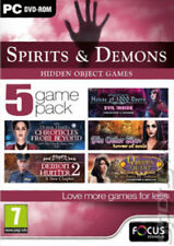 Spirits & Demons: 5 Game Pack (PC) VideoGames