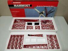 Demag AC500-1 Luffing Fly Jib - Mammoet - Conrad 1:50 Model #98000/01 New!