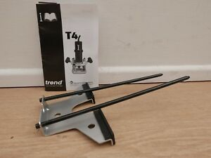 TREND T4E ROUTER FENCE GUIDE ASSEMBLY & RODS
