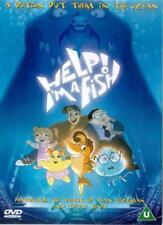 Help I'm A Fish [2001] [DVD] By Alan Rickman,Nis Bank-Mikkelsen