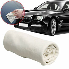 60x90cm Natural Chamois Leather Car Drying Towel Shammy Cleaning Cloth