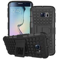 Schutzhülle Cover Zubehör Schwarz für Samsung Galaxy S6 Edge G925 G925F Kappe