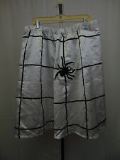 Women's Halloween Poodle Skirt Style Costume Piece w/ Spider Large #594