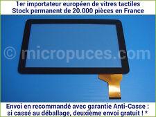"""Vitre tactile * NEUVE * noire pour tablette 10,1"""" LOGICOM S1024 S1052TBK (15556)"""