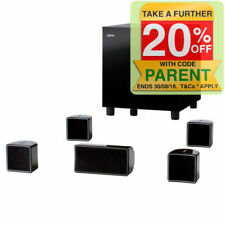 Jamo A 102 HCS 6 5.1 Channel Home Theater System