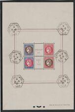 "FRANCE BLOC FEUILLET 3 b "" PEXIP 1937 "" NEUF xx AVEC CACHET EXPOSITION  M836"