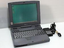 Toshiba Satellite 1550CDS, AMD k6-2 380MHz, 64MB, 4.3GB HDD, Windows 98, WORKING