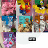BTS BT21 Official Authentic Goods Scrunchy Hair Tie 7Characters + Tracking Code