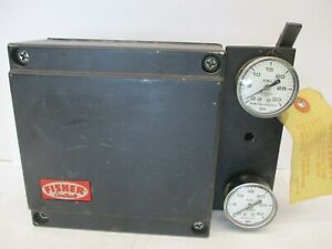 Fisher Controls FS3582-1 Pneumatic Valve Positioner A3464PAO