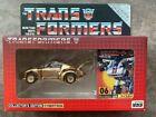 G1 Takara Transformer Cybertron Gold Jazz Meister 06 Ehobby E-hobby Exclusive