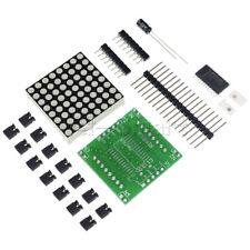 MAX7219 Dot Matrix Module Control Display Module Arduino DIY Kit Cascade