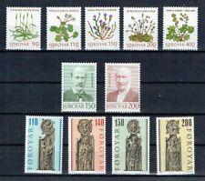 Faroer 1980  Mi  nr 48 - 58 Foroya Fa nr 50 - 60 (d5)