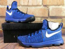 NEW NIKE ZOOM KD 9 GAME ROYAL BLUE-WHITE-BLACK US Shoe Size 11 in Box Sports