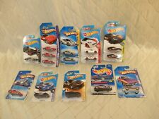 Hot Wheels Speed Graphics Then and Now Corvette Stingray ZR1 C7R Lot of 15 New