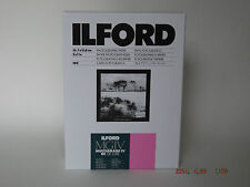 ILFORD MGIV RC DELUXE 5X7 GLOSSY 100 DARKROOM PAPER