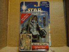 Star Wars Return of the Jedi Ephant Mon Jabba's Head of Security Action Figure