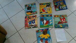 lot 7 Magazines enfants POMME d'API-2003/2005-bayard presse-frais port gratuit!