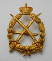 Greece Vintage Royal Army Uniform Insignia Badge Greek Military # 1