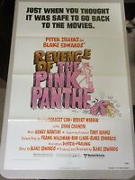 Vintage 1 sheet 27x41 Movie Poster Revenge of the Pink Panther 1978 Peter Seller