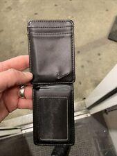 nike magnetic bifold wallet